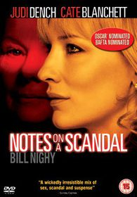 Notes on a Scandal - (Import DVD)