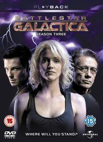 Battlestar Galactica: Season 3 - (Import DVD)
