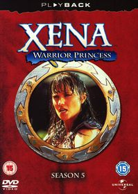 Xena: Warrior Princess Season 5 (DVD)