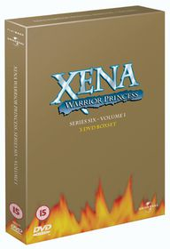 Xena: Warrior Princess Season 6 (DVD)