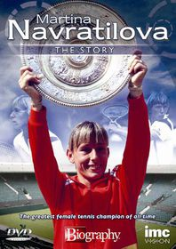 Martina Navratilova-Biography - (Import DVD)