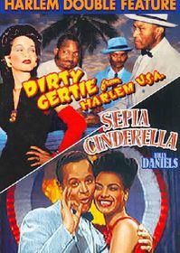 Dirty Gertie from Harlem/Sepia Cinderella - (Region 1 Import DVD)