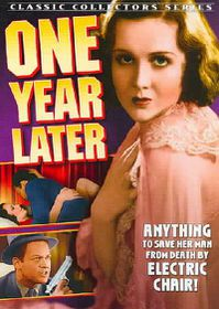 One Year Later - (Region 1 Import DVD)