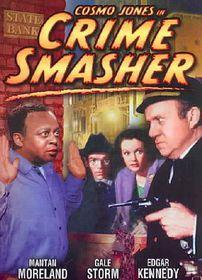 Cosmo Jones in Crime Smasher - (Region 1 Import DVD)