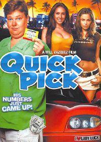 Quick Pick - (Region 1 Import DVD)