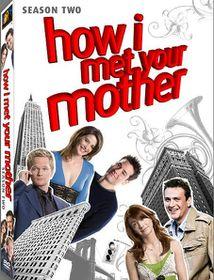 How I Met Your Mother Season 2 - (Region 1 Import DVD)
