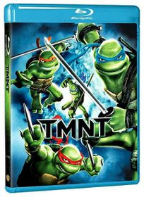 TMNT (2007) - (Region A Import Blu-ray Disc)