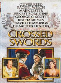 Crossed Swords - (Region 1 Import DVD)
