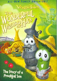 Veggietales:Wonderful Wizard of Ha's - (Region 1 Import DVD)