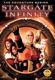 Stargate Infinity - (Import DVD)