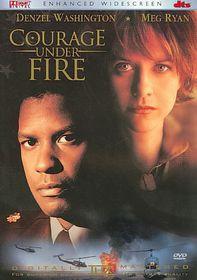 Courage Under Fire - (Region 1 Import DVD)