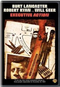 Executive Action - (Region 1 Import DVD)