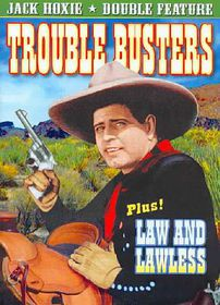 Trouble Busters/Law and Lawless - (Region 1 Import DVD)