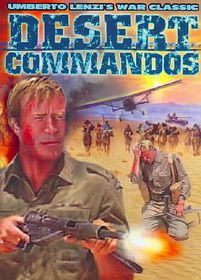Desert Commandos - (Region 1 Import DVD)