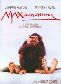 Max Mon Amour - (Region 1 Import DVD)