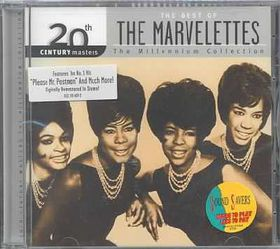 Marvelettes - Millennium Collection - Best Of The Marvelettes (CD)