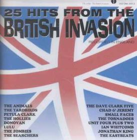 25 Hits from the British Invasion - (Import CD)