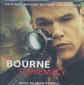 Bourne Supremacy (OST) - (Import CD)