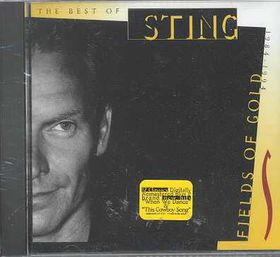 Fields of Gold:the Best of Sting - (Import CD)