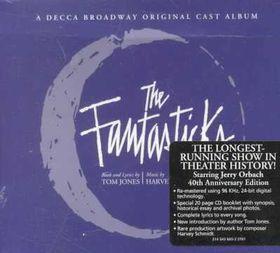 Original Soundtrack - Fantasticks (CD)