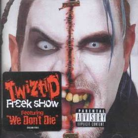 Twiztid - Freek Show (CD)