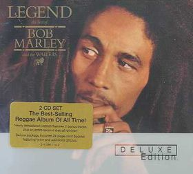 Bob Marley - Legend - Best Of Bob Marley - Deluxe Edition (CD)