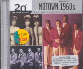 Motown 60s Vol.2-20th Century Masters - (Import CD)
