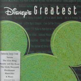 Disney's Greatest Vol 02 - (Import CD)