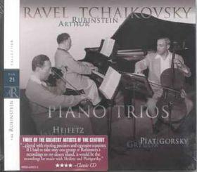 Ravel/Tchaikovsky:Piano Trios Vol. 25 - (Import CD)
