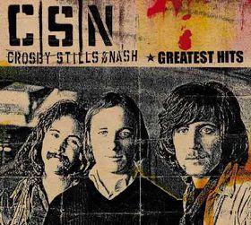 Crosby, Stills & Nash - Greatest Hits (CD)