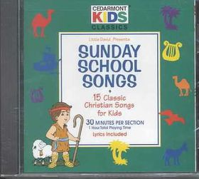 Sunday School Songs - (Import CD)