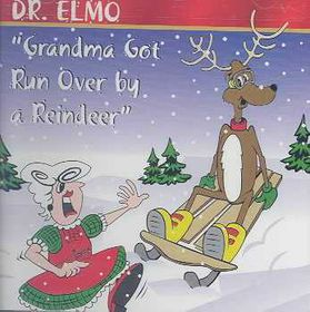 Grandma Got Run over by a Reindeer - (Import CD)
