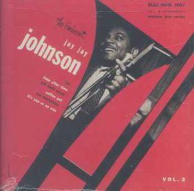 J.J.Johnson - The Eminent J.J.Johnson - Vol.2 (CD)