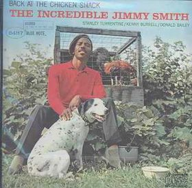 Jimmy Smith - Back At The Chicken Shack (CD)