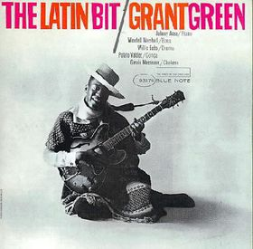 Green Grant - The Latin Bit - Remastered (CD)