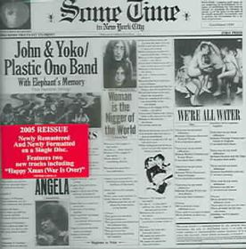 Lennon John - Sometime In New York City - Remastered (CD)