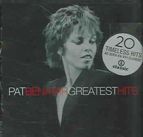 Benatar Pat - Greatest Hits (CD)