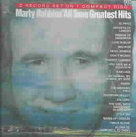 Marty Robbins - All - Time Greatest Hits (CD)