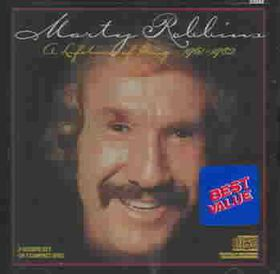 Marty Robbins - A Lifetime Of Song (CD)