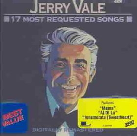 Jerry Vale - 17 Most Requested Songs (CD)