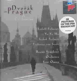 In Prague - A Celebration - Various Artists (CD)