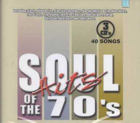 Soul Hits Of The 70's - Various Artists (CD)
