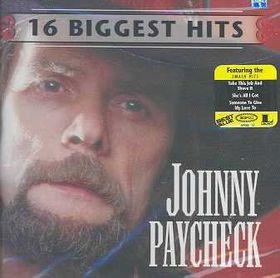 Johnny Paycheck - 16 Biggest Hits (CD)