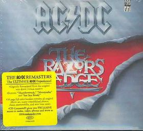 AC / DC - The Razor's Edge - Remastered (CD)