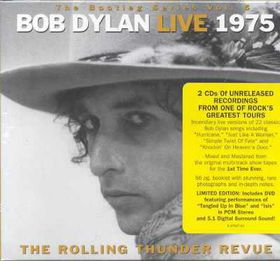 Bob Dylan Live 1975 - (Import CD)