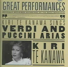 Kanawa Kiri Te / London Po / Pritchard S - Sings Arias (CD)