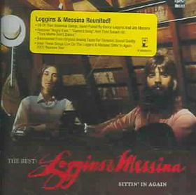 Best:Loggins & Messina Sittin in Agai - (Import CD)
