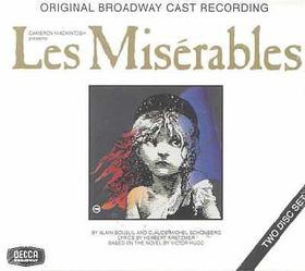 Original Soundtrack - Les Miserables (CD)