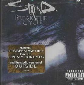 Break the Cycle - (Import CD)