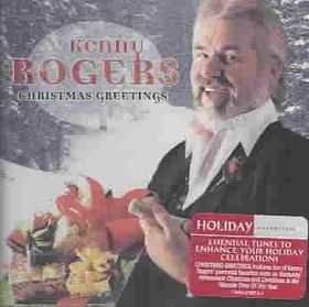 Kenny Rogers - Christmas Greetings (CD)